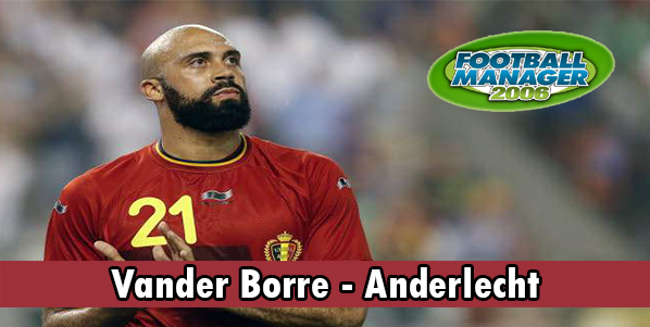 Anthony Vander Borre