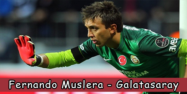 Fernando Muslera - Football Manager