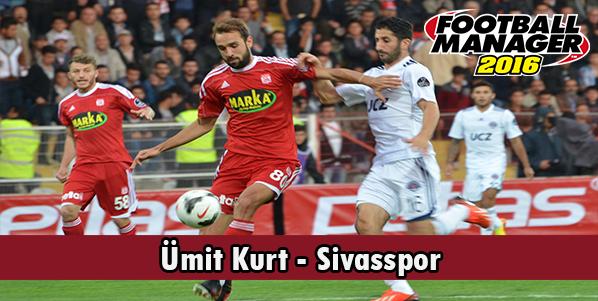 Ümit Kurt - Sivasspor