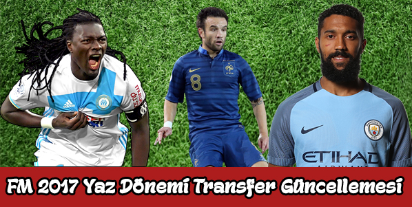 fm 2017 transfer güncellemesi