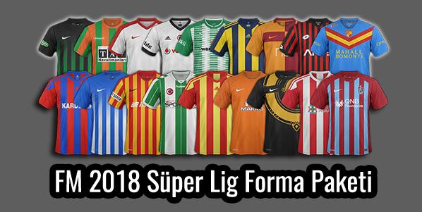 fm 2018 süper lig forma paketi