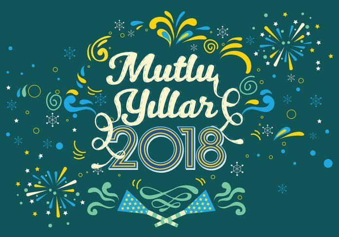 mutlu yıllar 2018