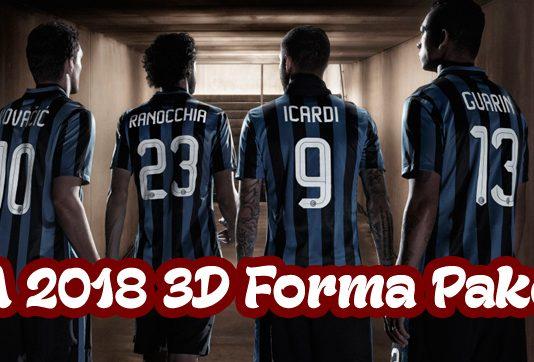 fm 2018 3d forma paketi
