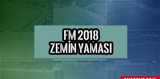 FM 2018 Çim Yaması