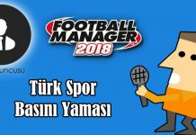 FM 2018 Türk Medyası Yaması