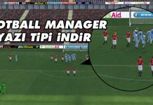 football manager yazı tipi