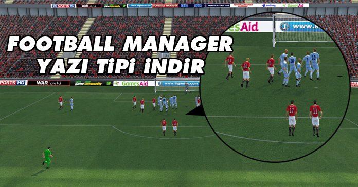 football manager yazı tipi