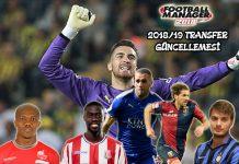 FM 2018 transfer güncellemesi yaması