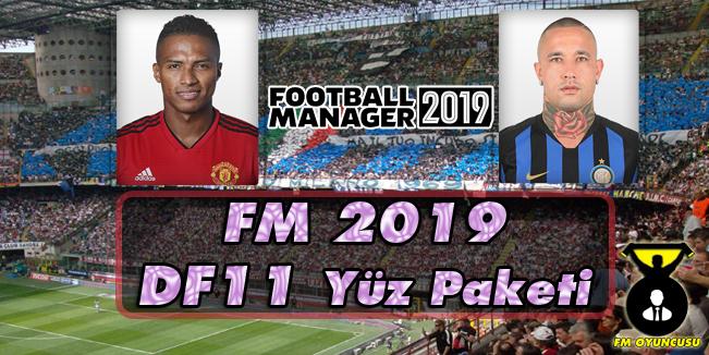 fm 2019 df11 yüz paketi