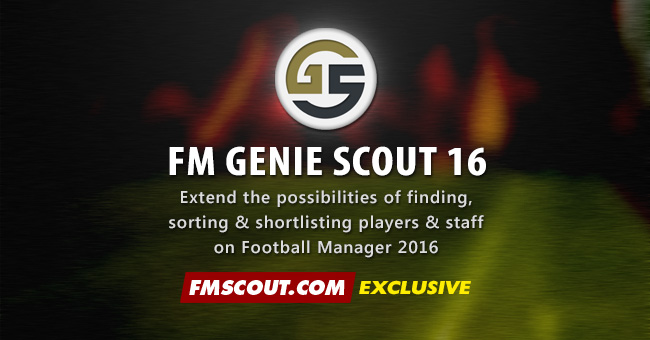 FM Genie Scout 16 indir