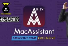 macassistant rt19